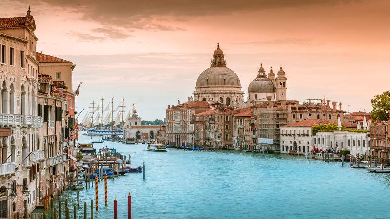Romantiska Venedig